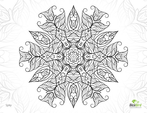 Coloring Pages For Adults Tutorial : Coloring pages for adults and mental