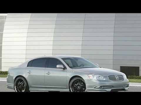 2007 Buick Lucerne By Rides Magazine Youtube Buick Lucerne Buick Lucerne