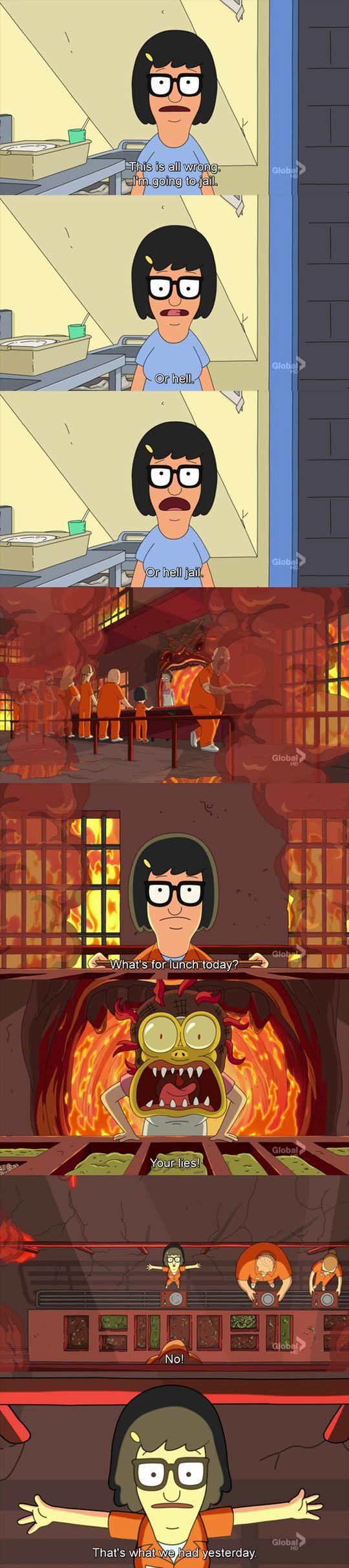 Tina, Tina, Tina! Bob's Burgers