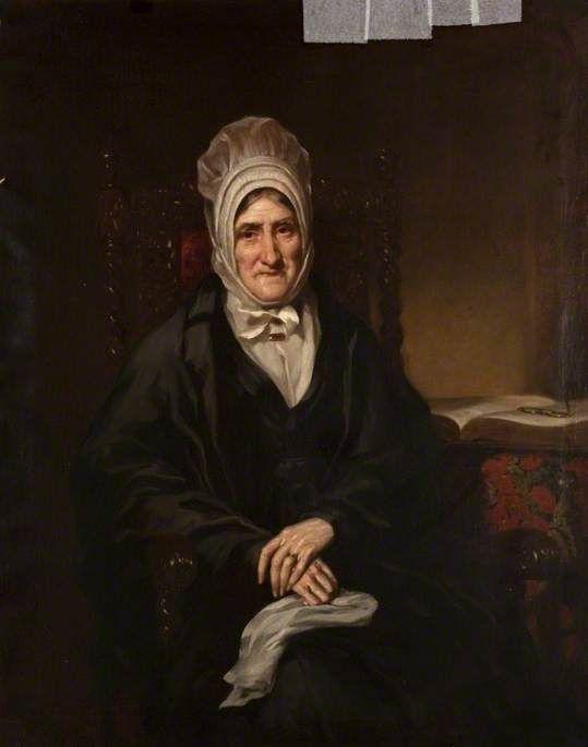 c.1830-1840,  Mrs Agnes W. Whyte of Newbury.  Daniel Macnee (1806–1882)  Glasgow Museums Resource Centre (GMRC)