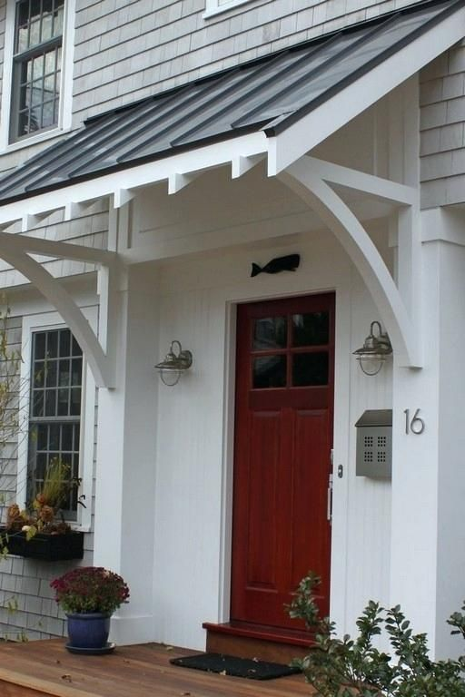 Aluminum Siding Lowes Home Wall Cladding Wood Interior Facade House Exterior Door Overhang Front Door Awning