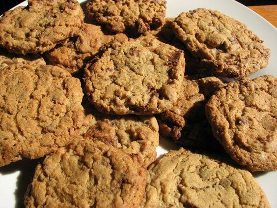 Aprenda a preparar a receita de Cookies americanos