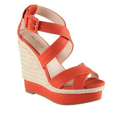 ALDO Deavila - Women Wedge Sandals - Orange - 6- ALDO, http://www.amazon.com/dp/B007V9K0TE/ref=cm_sw_r_pi_dp_68Rjqb0DYPD0B