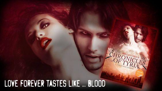 Nia und Jason  by Bella Lamour #vampires #bellalamour #reading #vampirerromance