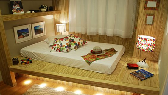 Quero meu quarto assim