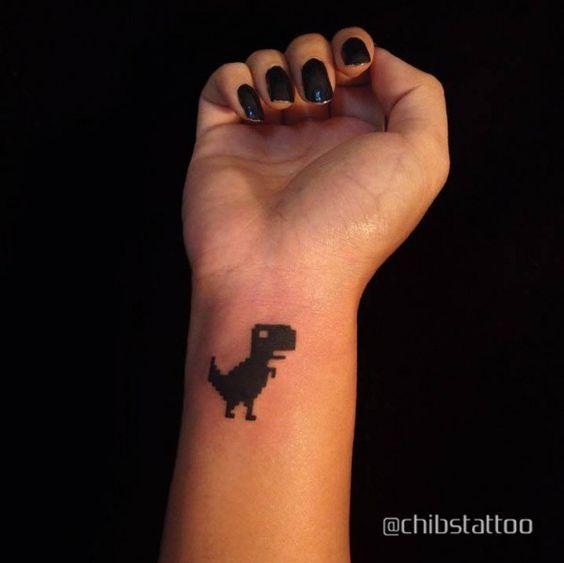 Tatuadora focada em artes geeks vai fazer você querer tatuar o corpo inteiro!: