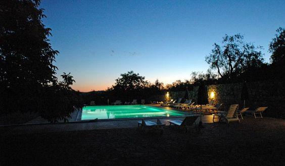 Villa Catignano, Toskana - poolen für Genießer
