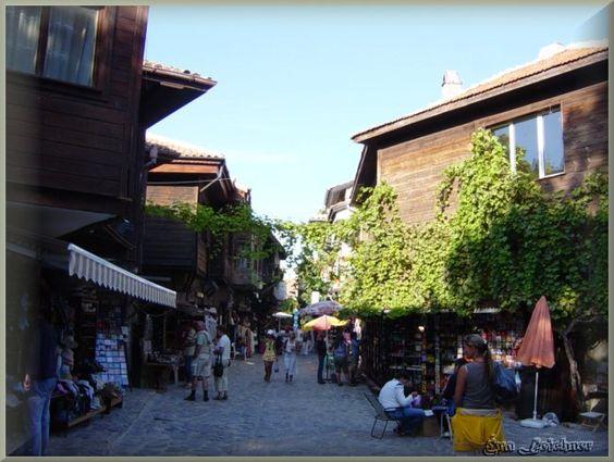 Nesébar, Bulgaria