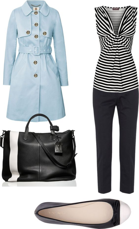 """spring work"" by misty08 on Polyvore"