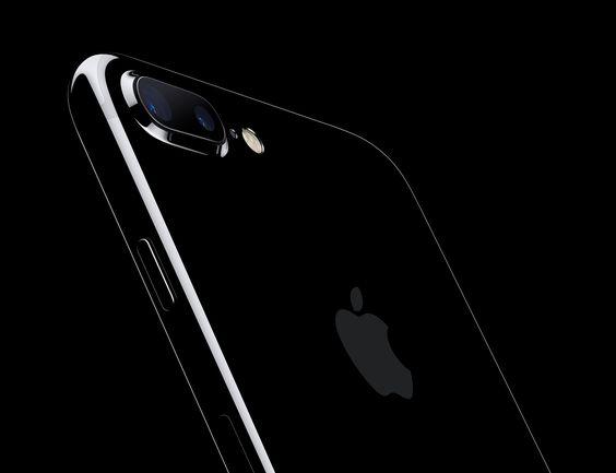 Presentamos el iPhone7 y el iPhone7 Plus. Elige entre negro mate…
