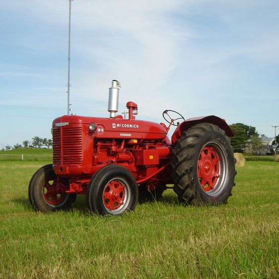 Steiner Tractor Parts : Do you think ih w gas benninger farms deserves to