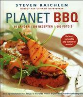 Planet BBQ  Een barbecuereis door 6 continenten, grilltradities uit 60 landen, en 309 van 's werelds meest authentieke en smaakvolle recepten - het is allemaal te vinden in Planet BBQ: hete grills, exotische smaken, gedreven grillmeesters, beroemde restaurants en de beste brandstoffen, gereedschappen en technieken. http://www.bruna.nl/boeken/planet-bbq-9789061129899