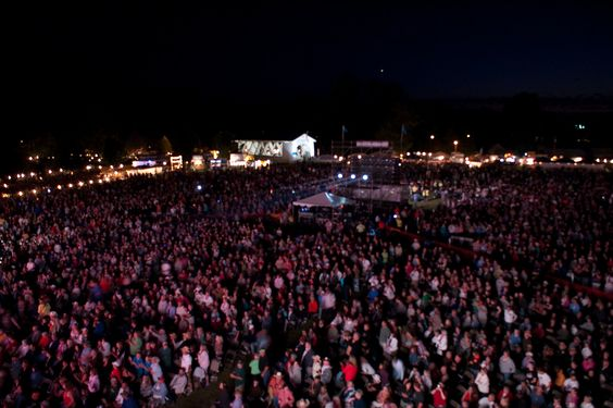 The Oregon Jamboree in Sweet Home Oregon is a huge summer hit here locally. Lots of great Country entertainment and even a huge camping get together near.  #totsywest