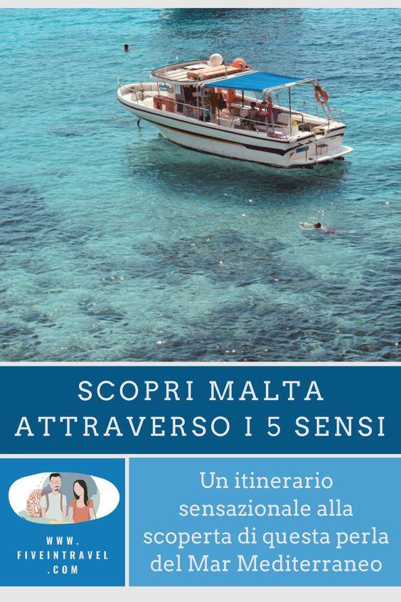 Visitare Malta   Scopri Malta attraverso i 5 sensi