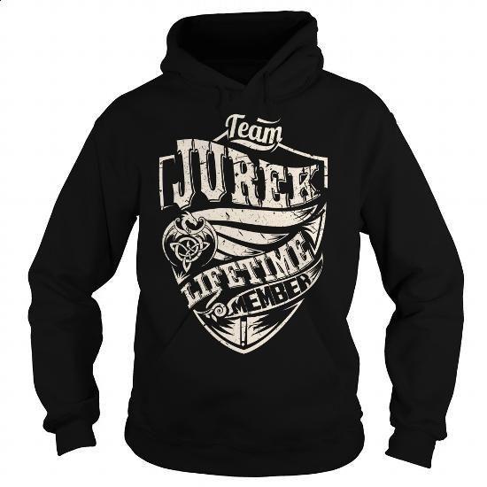 Team JUREK Lifetime Member (Dragon) - Last Name, Surname T-Shirt - #inexpensive gift #candy gift