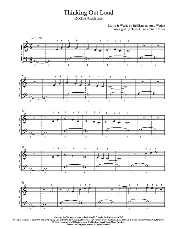 Piano piano tabs of tum hi ho : piano tabs of thinking Tags : piano tabs of thinking out loud ...
