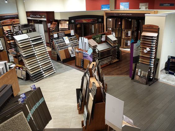 Large Flooring Department - offering quality  Carpet, Hardwood, Tile, Laminates, Vinyl, Rugs etc at the lowest prices in the area #Frederick MD