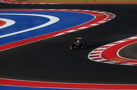 United States Formula One Grand Prix at the Circuit of the Americas on November 17, 2012 in Austin, Texas.