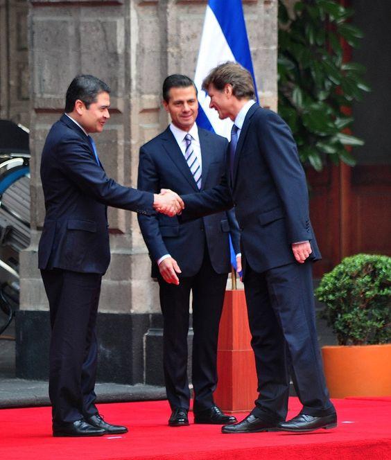 acuerdo honduras meeting mexico1