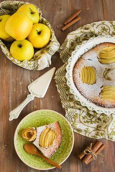 Clafoutis manzana 4