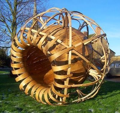 Contemporary Basketry: Wood, Charlie Whinney