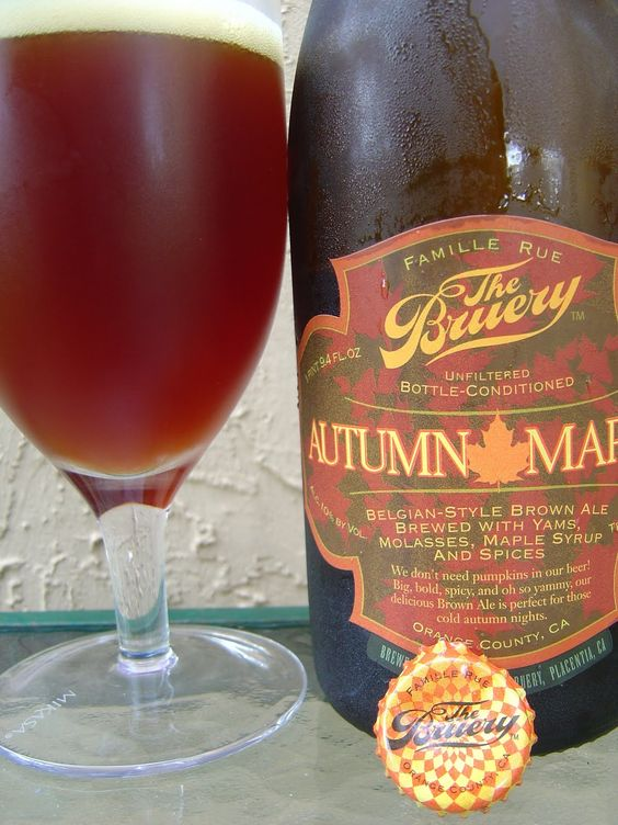 The Bruery - Autumn Maple: