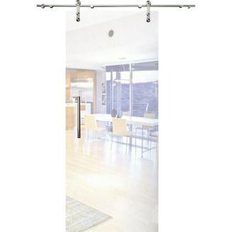 schuifdeur slide vetro c001 glas mat 215x93 cm | binnendeuren, Badkamer