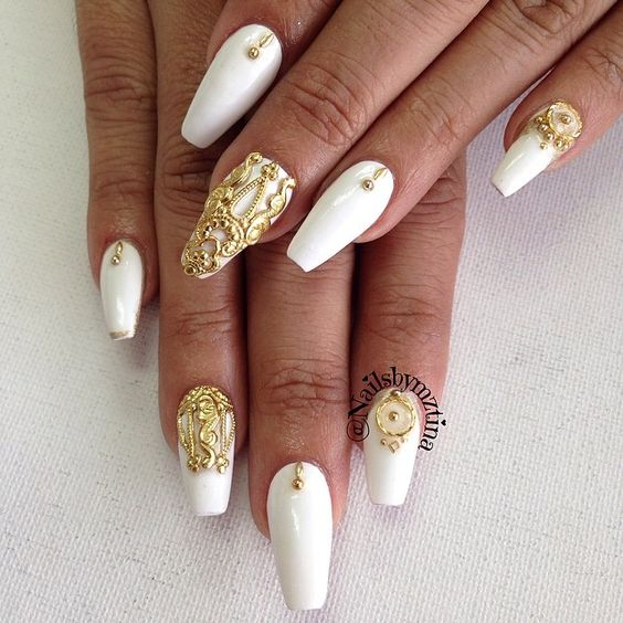 Photo taken by @nailsbymztina on Instagram, pinned via the InstaPin iOS App! (04/23/2014)