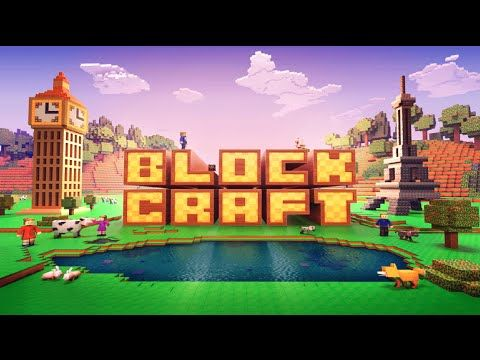 Block Craft 3d Android Gameplay Hd Block Craft Free Gems