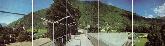 Hidden Architecture: Bellinzona Bathhouse