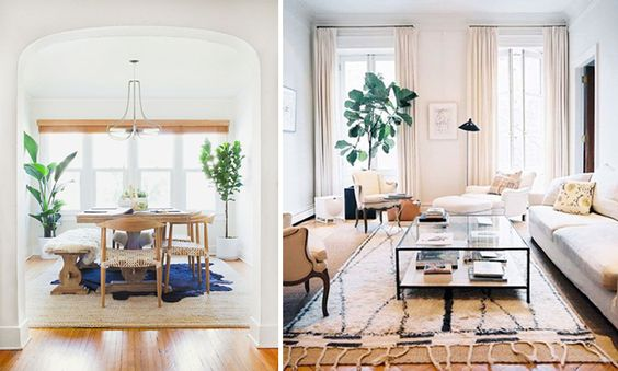 Layering Rugs Jute Rug And Home On Pinterest