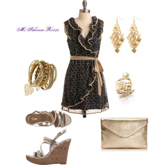 """""""A Night on the Town"""" by mssabrinar1325 on Polyvore"""