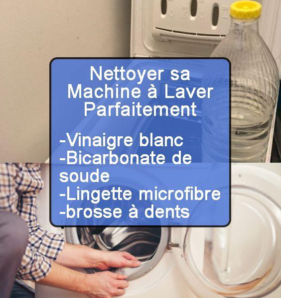 Bien Que L On Utilise Souvent Notre Machine A Laver On Oublie