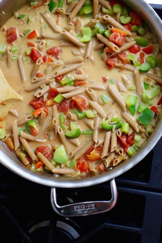 One-Pot Chicken Gumbo Pasta | Community Post: 15 One-Pot Meals That Are As Easy As They Are Delicious