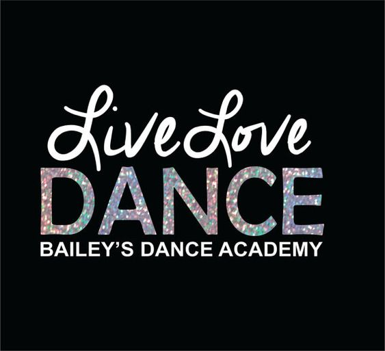 Cute Dance Shirt Live Love Dance Custom Dance Iron on Bling Transfer for by EazyOnz