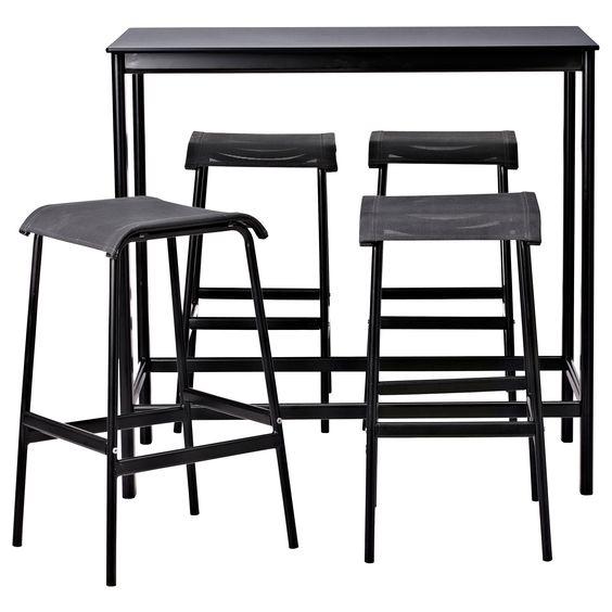 table de bar garpen