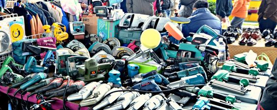 Flea Market Selling: Appearance is Everything