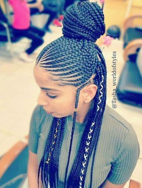 Amazing Braided Hairstyles For Black Women 2018 2019 Braided