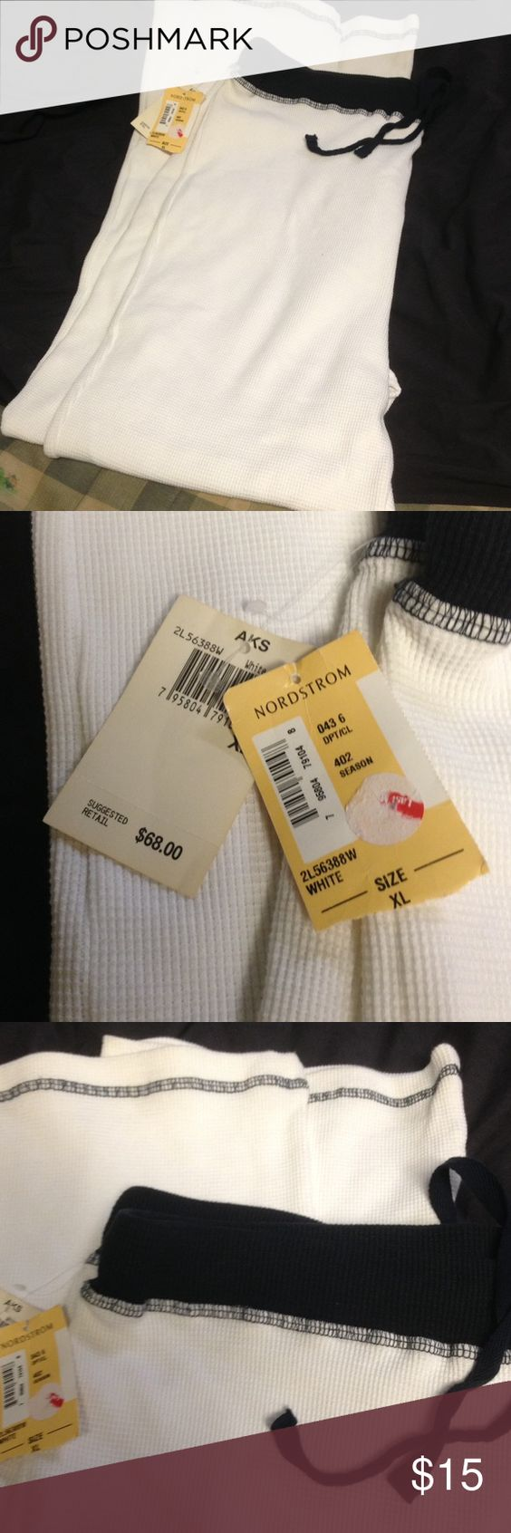 XL Nordstrom cotton sweat pants NWTNWT   D, Nordstrom and Long ...