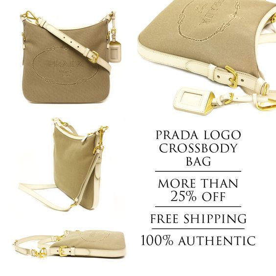I'm pretty sure that the new Prada Logo Jacquard Crossbody Bag BT0706 should be your next designer handbag. It's more than 25% off retail price, will be shipped FREE within the US, and we guarantee it's authenticity.  Don't miss out! There are only so many in stock!  If you desire this bag as much as you should, here's the link that will make it yours: http://www.queenbeeofbeverlyhills.com/prada-logo-jacquard-crossbody-bag-bt0706.html