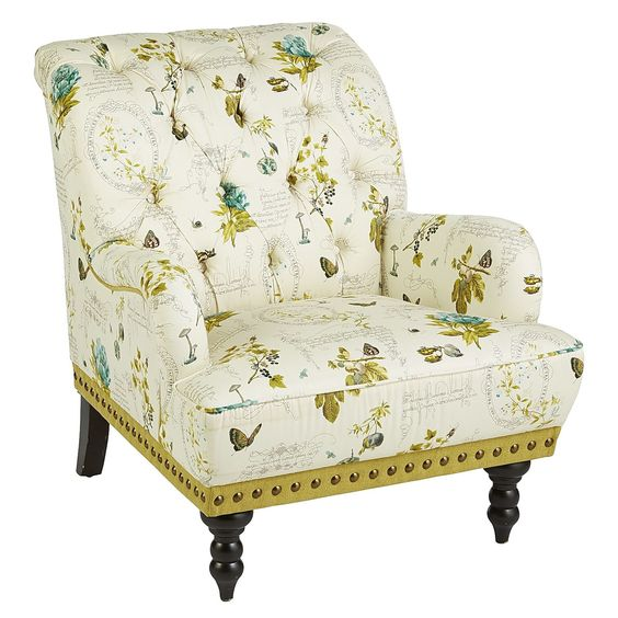 Chas Armchair - Botany Green | Pier 1 Imports