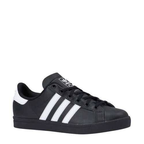 Coast Star J sneakers zwart/wit - Zwart wit, Zwart en Adidas ...