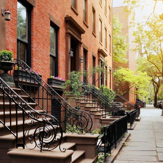 ブルックリン 住宅 イメージ