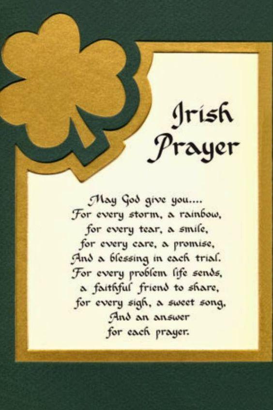 Iers gebed