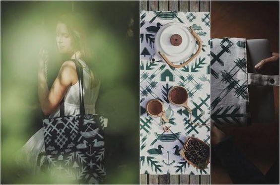 Lunes de inspiración: los textiles más bonitos