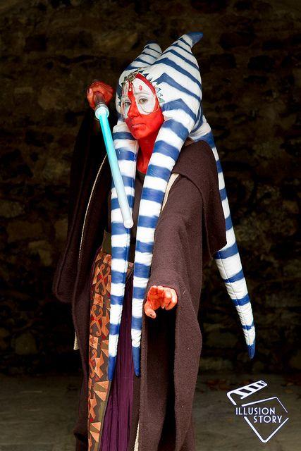 Shaak Ti - Togruta jedi master