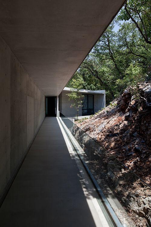 Tadao Ando and Haus on Pinterest
