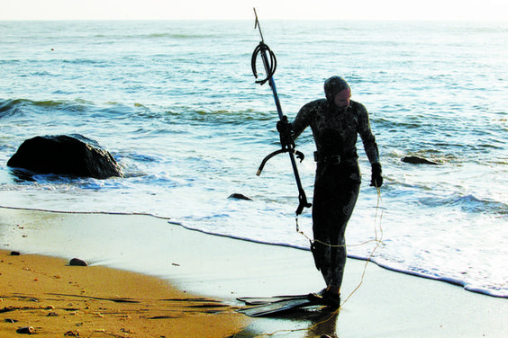 Reading: Bringing Back the Ancient Art of Spearfishing