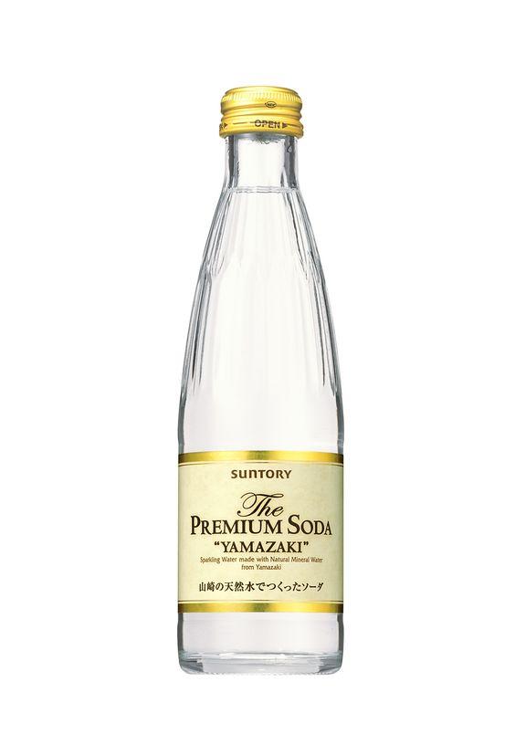 "SUNTORY PREMIUM SODA ""YAMAZAKI"""