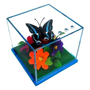 Solar Power Motion Toy - Floating Butterfly